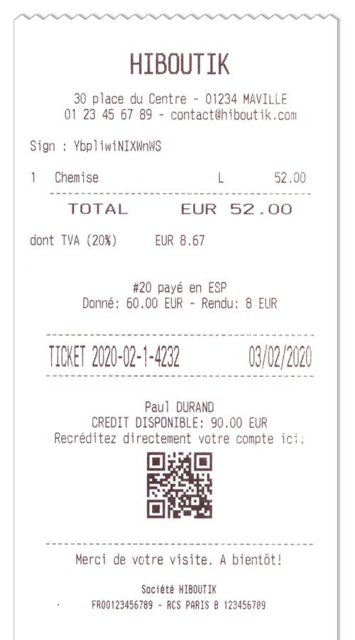 exemple ticket 4